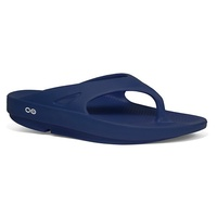 OOFOS OOriginal BA Approved Thongs (Navy)