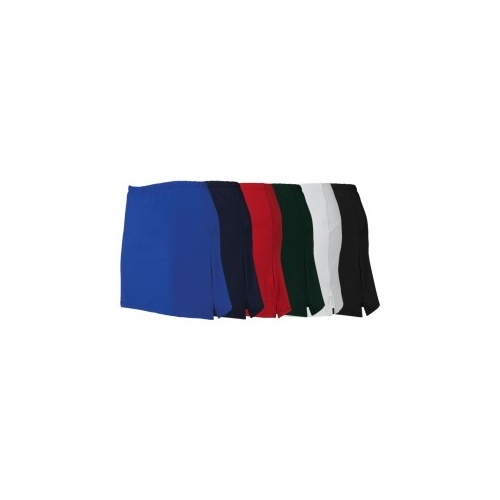 Elastic Waist Skorts **All Colours & Sizes** [Colour: Bottle Green ] [Size : 8]